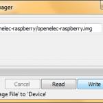 Raspberry PI en mode HTPC et pilotage via télécommande