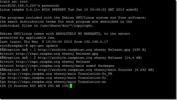 image_thumb2 A relire : Raspberry, Asterisk, Freepbx, SPA3102, Freebox