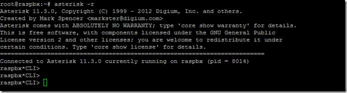 image_thumb3 A relire : Raspberry, Asterisk, Freepbx, SPA3102, Freebox