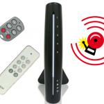 Zibase : système d'alarme avec plusieurs télécommandes