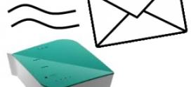 Envoyer des mails avec la Vera Lite