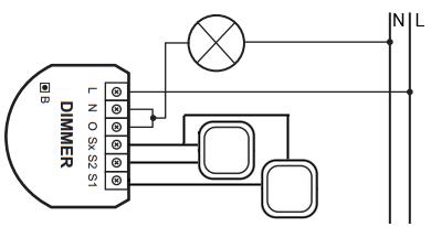 FGD - 2 interrupteurs