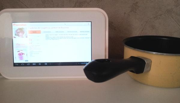 La d couverte du quel une tablette murale id ale pour - Tablette pour la cuisine ...