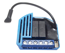 Module Qubino 2 relais Z-Wave