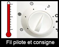 Fil Pilote et Consigne