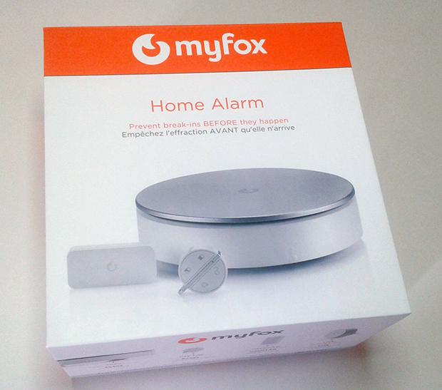 la centrale myfox home alarm le test de plan te. Black Bedroom Furniture Sets. Home Design Ideas
