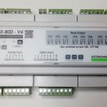Photo de l'IPX800 v4 vue de dessus