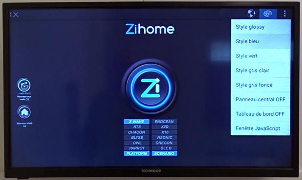 ZiHome sur Bbox : fonctions incluses