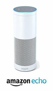 Exemple d'Amazon Echo