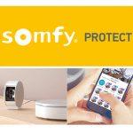 Somfy Protect : branding et produits