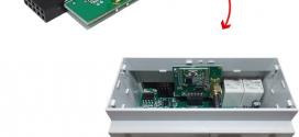 Installation et configuration du récepteur 868 MHz pour le serveur WES de Cartelectronic