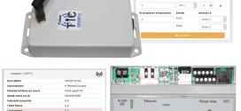 Le boitier téléinformation et 2 impulsions 868Mhz sur serveur WES de Cartelectronic