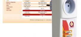 Configuration de l'accès à la prise pilotable IQTS-IP200 – Iqtronic