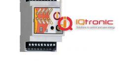 Mise à jour 1.0.7 pour IQTD-GS400 – IQtronic
