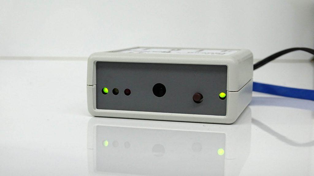 LED en fonctionnement