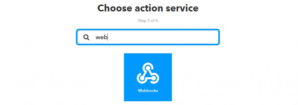 Cherchez Webhooks