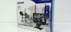 Le système de vidéo surveillance autonome par Orno