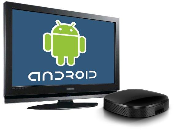 TV Android avec Zipamini