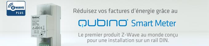Smart Meter par Qubino : réduisez vos factures d'énergie !
