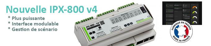 Nouvelle IPX800 v4