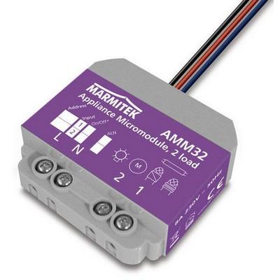 Micro module Appareil X10 (2 charges) - AMM32 - Marmitek