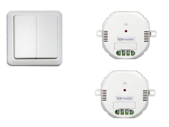 chacon ch54509 interrupteur module sans fil objet domotique ou connect. Black Bedroom Furniture Sets. Home Design Ideas