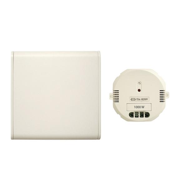 chacon ch54705 interrupteur module commande murale sans fil objet domotique ou connect. Black Bedroom Furniture Sets. Home Design Ideas