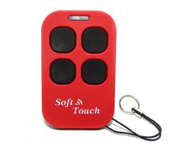 Télécommande Multi Soft Touch Rouge - Creasol