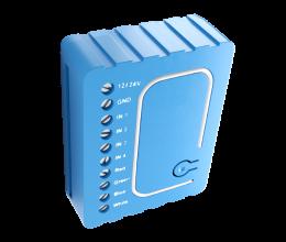 Module contrôleur de LED multicolores RGBW Z-Wave Plus encastrable - Qubino