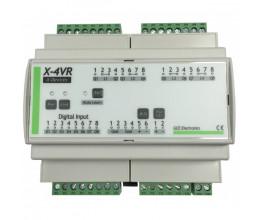 Extension volets roulants X-4VR pour ipx800v4 - GCE Electronics