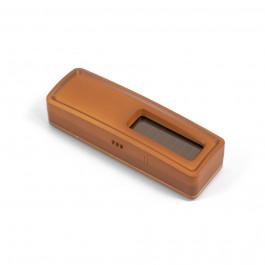 Capteur de température enOcean sans fil ni pile - Marron - NodOn