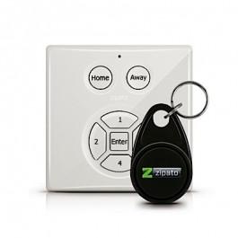 Clavier / lecteur de badge RFID avec badge inclus - Zipato
