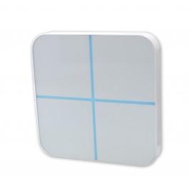 Interrupteur portable sans fil WallMote 4 boutons Z-Wave Plus - Aeon Labs