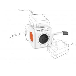 Bloc Multiprise (4 Prises) avec interrupteur et câble de 1.5m - Allocacoc