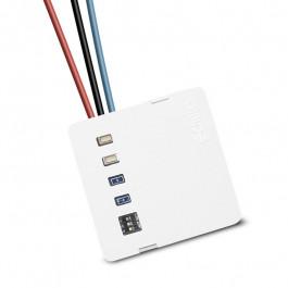 Micromodule émetteur encastrable sur pile 3V deux canaux - Edisio