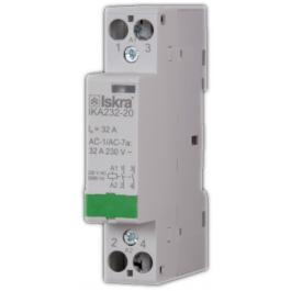 Contacteur rail DIN 32A pour Smart Meter Qubino - Iskra