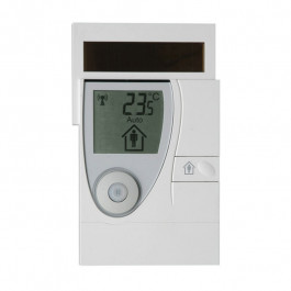 Thermostat d'ambiance EnOcean solaire - Kieback & Peter