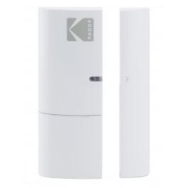 Kit de démarage caméra de sécurité intérieure IP Full HD et motorisée + Contacteur de porte et télécommande
