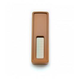 Capteur de température et humidité enOcean sans fil ni pile - Marron - NodOn