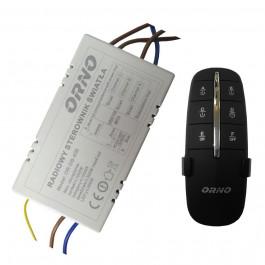 Module ON / OFF 3 canaux avec télécommande - ORNO