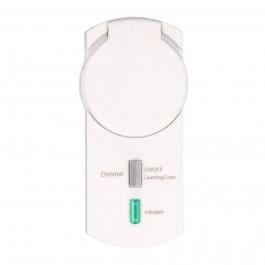 Prise connectée d'extérieure avec fonction variateur Smart Living - Orno