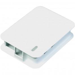 Boitier pour carte Raspberry PI Modèle B - Blanc - Teko
