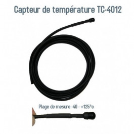 Capteur de température TC-4012 - 10 mètres