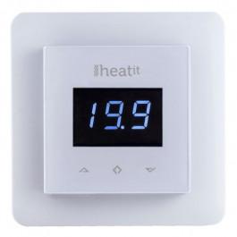 Thermostat HeatIt Multireg Z-Wave Blanc - ThermoFloor
