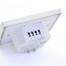 Interrupteur double Z-Wave+ Blanc - TKB Home