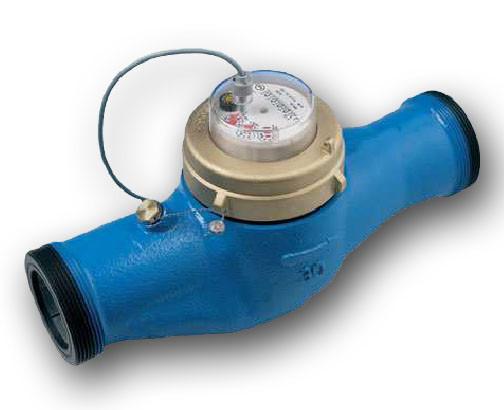Compteur deau froide 1 MultiJet avec impulsion (1 imp  litre)