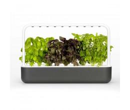 Jardin d'intérieur Smart Garden 9 Dark Grey - Click and Grow