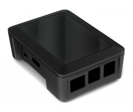 Boitier Raspberry B+ couleur noire - Cyntech
