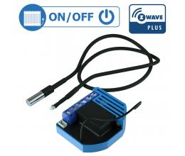 Module thermostat on/off encastrable Z-Wave Plus - QUBINO