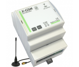 Extension X-GSM de communcation SMS pour IPX800v4 et Ecodevice RT
